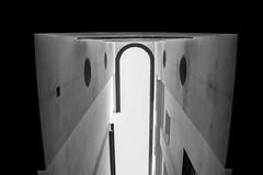 passage de l'inquisition (Rudy Pilarski) Tags: nb bw abstract abstrait ligne line light lumière architecture architectura travel voyage d7100 18270 thebestoffnikon nikon tamron bâtiment thepassionphotography passage séville espagne monochrome courbes shape forme form