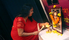 Asha Trimuthi | Mukesh Jayanti | (hollywoodbollywood) Tags: rao raao damodar film music director cinema school institute cinemaa harsihchandra ram mehra piano shankar jajware das trimuthi asha mm mithai wala mahesh dube dubey