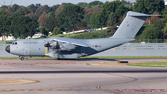 MSP ZM413 (Skeeter Photo) Tags: kmsp msp mspairport zm413 airbus a400 a400m military transport cargo turboprop raf royalairforce aviation avgeek chrislundberg