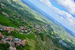 San Marino 2017 – Road (Michiel2005) Tags: view uitzicht road weg quintastradagualdaria sanmarino repubblicadisanmarino republieksanmarino republiek rsm europa