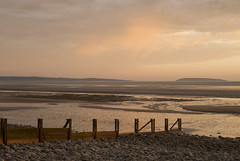 Morning sky (kbee693) Tags: thisimageiscopyrighted sea sky sunrise morninglight lowtide groyne llanfairfechan northwales canoneos6d