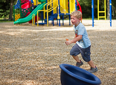 Keep Away is No Fun (Skyelyte) Tags: cranky park crying running toddler mad frustrated crankytoddler tantrum grandson camden candid candidshot petersonpark wolcottct