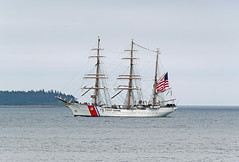 DSC07979 - USCGC Eagle (archer10 (Dennis) 101M Views) Tags: sony a6300 ilce6300 18200mm 1650mm mirrorless free freepicture archer10 dennis jarvis dennisgjarvis dennisjarvis iamcanadian novascotia canada fergusonscove halifaxharbour rendezvous2017tallshipsregatta tallships