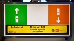 Rijden in Ierland