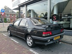 Peugeot 405 1.9i GR Reference 1992 (FH-FT-36) (MilanWH) Tags: peugeot 405 19i gr reference 1992 fhft36