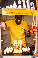 Pringles @ Den Bosch (PaulHoo) Tags: den bosch holland netherlands nikon d300s yellow portrait smile candid pringles chips crunch dip tortilla tortillachips merchandise advertising marketing 2017