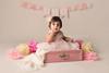 2017 - Malin (Marina Shakulina) Tags: bimba girl baby cassetto drawer rosa uno canon 6d compleanno birthday pink