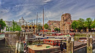 Oude Haven, Rotterdam, Netherlands - 5186