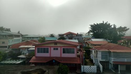 San Ignacio Fog