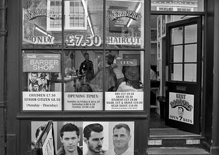 Kent Barbers, Canterbury