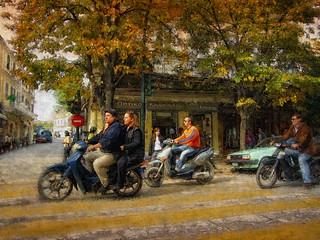 Mopeds - Corfu