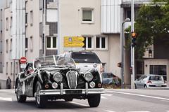 Jaguar XK140 (Alexandre Prévot) Tags: european cars automotive automobile exotics exotic supercars supercar worldcars nancy lorraine france 54 54000 auto car berline sport voiture route transport déplacement parking luxe grandestsupercars ges meurtheetmoselle