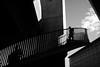 selfprojection (maekke) Tags: zürich bw noiretblanc urban publictransport man shadow pointofview pov streetphotography hardbrücke 2017 ch switzerland architecture highcontrast silhouette fujifilm x100t