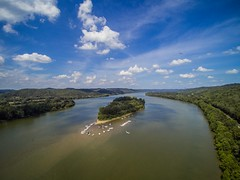 Island on the Ohio (TDotson) Tags: yuneec yuneectyphoonh typhoon typhoonh yth dronevideo dronefootage scenicview scenic drone drones hexacopter rivertown riverlife riverliving river ohioriver rural country ruraltown rurallife ruralliving countrylife countryliving farm farmtown farmlife