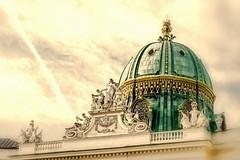 Cupola of the Hofburg (a7m2) Tags: history austria vienna habsburger emperor building monarchy