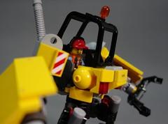 constmech05 (chubbybots) Tags: lego mech construction