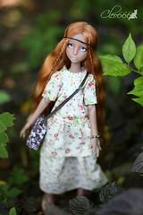 IMG_8224 (Cleo6666) Tags: lana lillycat cerisedolls marron glacé bjd doll chibbi