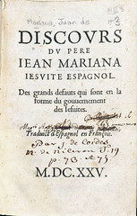 Mariana-Title page-1625 (melindahayes) Tags: 1625 bx3705a2m31625 marianajuande discours octavoformat french