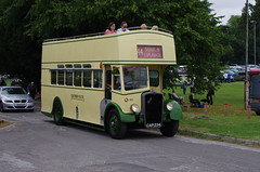 IMGP2129 (Steve Guess) Tags: alton hampshire england gb uk bus rally event gathering show watercressline midhants open top topless topper southern vectis bristol k