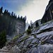 Hiking Up to Vernal Fall (Yosemite National Park)