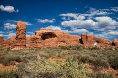 Arches National Park (jodell628) Tags: mesaarch archespark moab lookingglass canyonlands north window utah national nature photography light landscape
