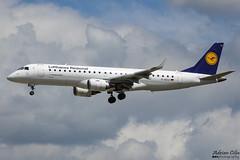 Lufthansa Regional --- Embraer ERJ-190-200LR --- D-AECA (Drinu C) Tags: adrianciliaphotography sony dsc rx10iii rx10 mk3 fra eddf plane aircraft aviation lufthansaregional embraer erj190200lr daeca