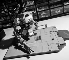 Chubs suit wip 2 (chubbybots) Tags: lego mech