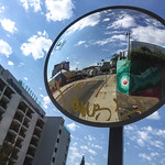 Mirror Outside the London Hotel - West Hollywood, CA thumbnail