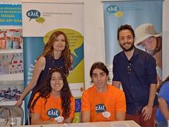 elix-2-volunteers-festival-july-2017-5 (ΕΛΙΞ / ELIX) Tags: elixconservationvolunteersgreece 2volunteersfestival athens july 2017 skywalker prize refugee familiessupport volunteering