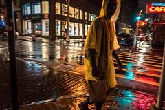 New York, USA. June 2017 (Victor M. Perez) Tags: leicaq leica streetphotography usa night colors rain soho manhattan nyc newyork