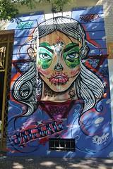 Jallal_2470 Village 13 - rue de Tolbiac Paris 13 (meuh1246) Tags: streetart paris paris13 wuensead village13 ruedetolbiac jallal