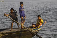 Kids on the Mekong (Keith Kelly) Tags: asia bassacriver boat cambodia cruise kh kampuchea mekongriver phnompenh seasia southeastasia tonlesap aroundtown capital city ride river sunset water