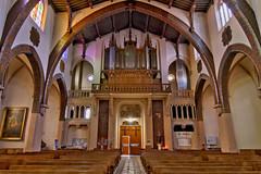 Carmaux.L'Eglise St-Privat du XIXe.L'orgue. (sergeimbert) Tags: carmaux leségala eglises orgues