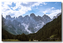Pale di San Martino (@lbyper) Tags: sky dolomiti trentino cloud dolomities italy fujixt1 fujifilm fujixseries landscape