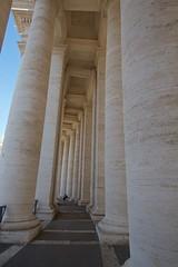 Columns 2 (Michael Tracy's photos) Tags: rome vatican