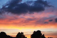Sans titreCouchée de soleil (Mathie9) Tags: couché de soleil paysages nord pas calais soir nuages canon