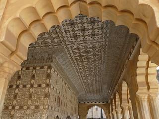 Amber Fort- Diwan-I-Khas