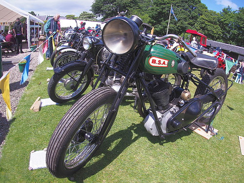 1929 BSA S29 595cc Sloper