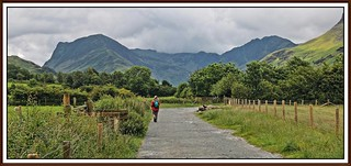 Overcast at Buttermere.......HFF
