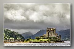 Eilean Donan #1 Explore 108 (Bill McKenzie / bmphoto) Tags: eileandonan castle kintail lochduich lochlong lochalsh best iconic highland historicbuildings scotland scottishviewpoint scenic