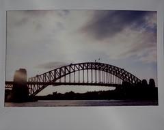 G0280403 (Renton Chen) Tags: sydney australia instax instaxwide wide polaroid 110a polaroid110a nsw sydneyharbourbridge life color 拍立得 拍立得紀錄人生 雪梨 澳洲 新南威爾斯 雪梨大橋 workingholiday