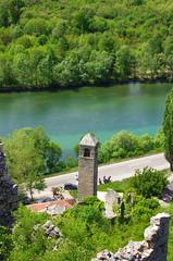 58 - Bosnie-Herzégovine, Počitelj, au bord de la Neretva (paspog) Tags: europe may mai 2017 bosnieherzégovine počitelj neretva