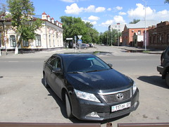 Toyota Camry (stanislavkruglove) Tags: pavlodar astana павлодар астана 2017 car toyota camry