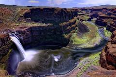 Palouse Falls (Alan Amati) Tags: amati alanamati america american usa us wa washington palouse thepalouse water waterfall fall falls river stream landscape pacificnorthwest nw northwest