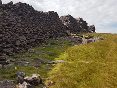 The Stuff of Legends.. (Michael C. Hall) Tags: ireland kerry caherconree mountain walk scenic myth legends historic city fortress
