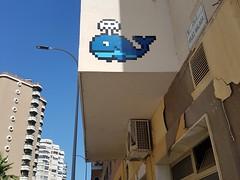 Malaga - Invader 1 (Darren...) Tags: