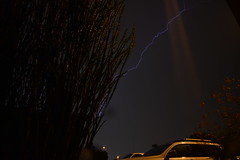 DSC_7608 (georgerocheleau) Tags: mesa arizona storm clouds rain lightning therebeastormabrewin
