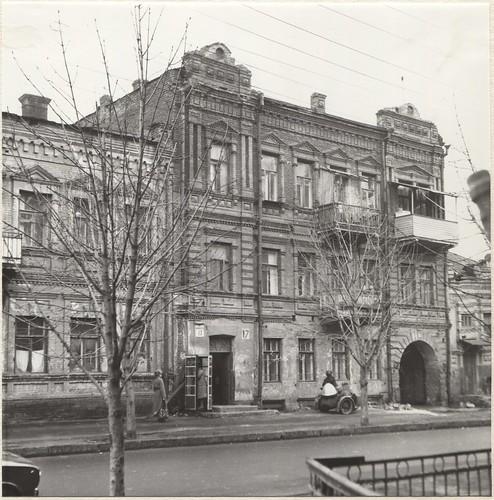 020-Z109 ул Староказацкая (Комсомольская), 17 ©  Alexander Volok