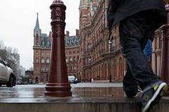 St pancras (raphael.chekroun) Tags: london st pancras england uk train station international renaissance hotel