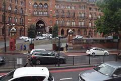 DSC_8177 (photographer695) Tags: london bus route 205 st pancras railway station